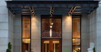 兰赫美特酒店 - 温哥华 - 建筑