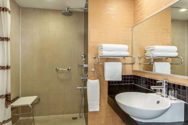 安卡拉温德姆华美达酒店 - 安卡拉 - 浴室