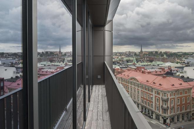 希克斯酒店 - 斯德哥尔摩 - 阳台
