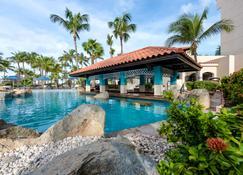 巴塞罗阿鲁巴度假酒店 - 棕榈滩 - 游泳池
