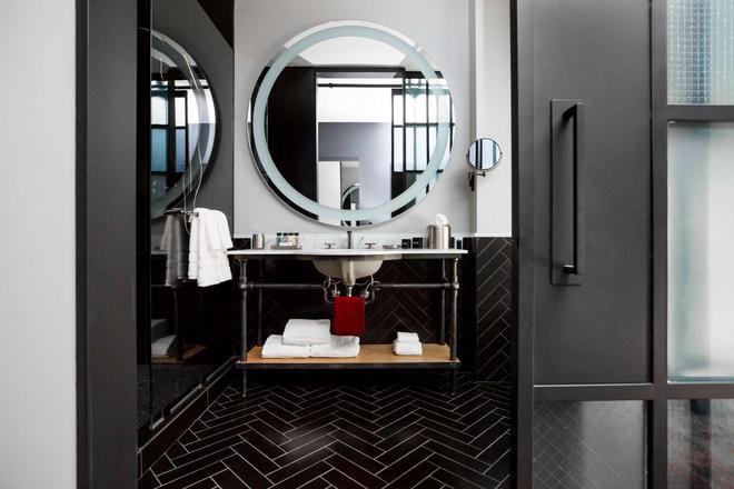 鲍比酒店 - 纳什维尔 - 浴室