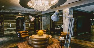 波比酒店 - 纳什维尔 - 休息厅