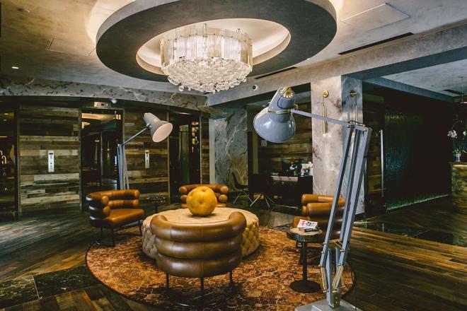 鲍比酒店 - 纳什维尔 - 休息厅