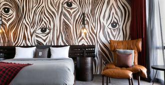 波比酒店 - 纳什维尔 - 睡房