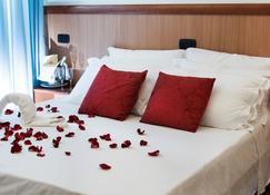 亚格勒玫瑰酒店 - 塔兰托 - 睡房