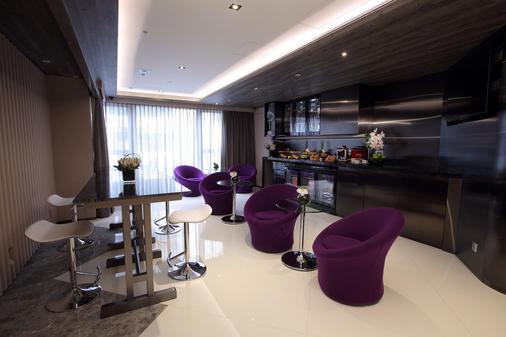 香港紫珀酒店 - 香港 - 休息厅