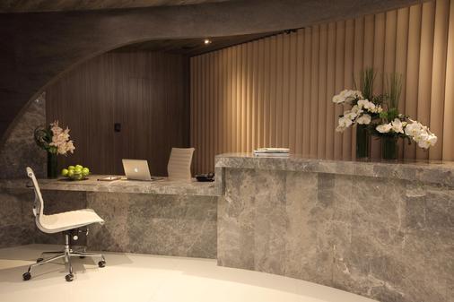 香港紫珀酒店 - 香港 - 柜台
