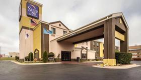 舒眠套房酒店-中心/44号州际公路 - 图尔萨 - 建筑