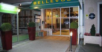 贝尔维尤酒店 - 阿讷西 - 建筑