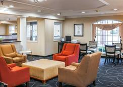 印第安纳波利斯康福特茵酒店 - 印第安纳波利斯 - 大厅
