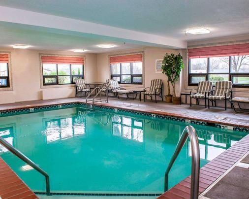 印第安纳波利斯康福特茵酒店 - 印第安纳波利斯 - 游泳池
