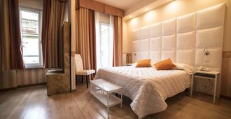 简酒店 - 佛罗伦萨 - 睡房