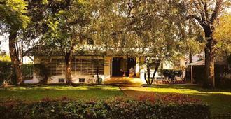 橙色驱动旅舍 - 洛杉矶 - 建筑