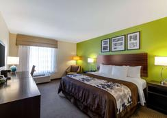 近胡德堡斯利普套房酒店 - 基林地方机场 - 睡房