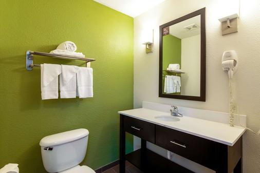 近胡德堡斯利普套房酒店 - 基林地方机场 - 浴室