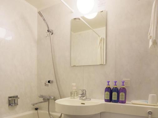 银座首都酒店新馆 - 东京 - 浴室