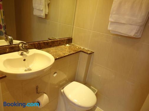 维治伍德酒店 - 伦敦 - 浴室