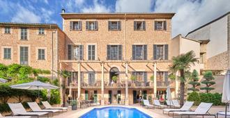 拉维尼达酒店 - 索列尔 - 建筑