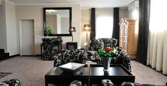 第47舞台酒店 - 杜塞尔多夫 - 客厅