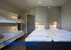 科韦堡农舍酒店 - 哥德堡 - 睡房