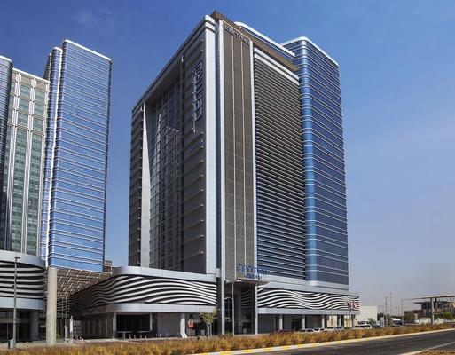 罗塔纳首府中心酒店 - 阿布扎比 - 建筑