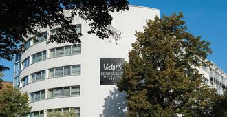 泰格尔柏林胜利皇宫酒店 - 柏林 - 建筑