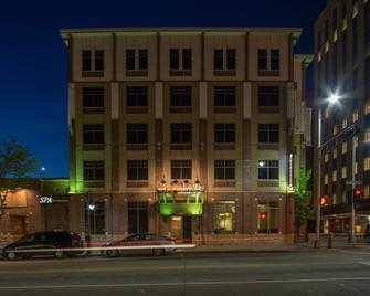 铜叶精品水疗酒店-BW高级精选系列 - 阿普尔顿 - 建筑