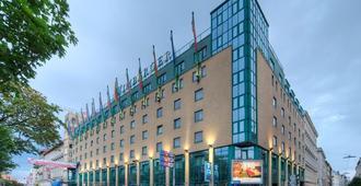阿克泰尔温贝格尔酒店 - 维也纳 - 建筑