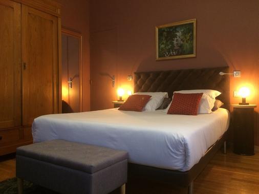 古诺别墅酒店 - 里尔 - 睡房
