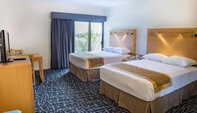 关岛海景酒店 - 关岛 - 睡房