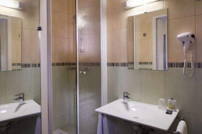 凡尔赛洛伊斯酒店 - 凡尔赛 - 浴室
