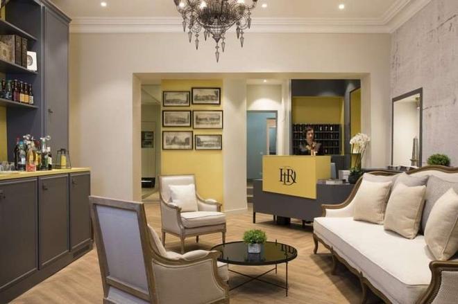 凡尔赛洛伊斯酒店 - 凡尔赛 - 客厅