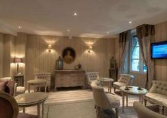 克拉尼广场酒店 - 巴黎 - 休息厅