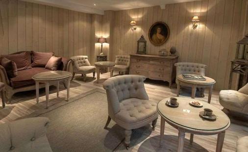克拉尼广场酒店 - 巴黎 - 客厅