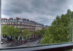 克拉尼广场酒店 - 巴黎 - 户外景观