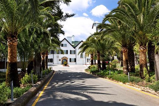 加泰罗尼亚伦达雷纳维多利亚酒店 - 隆达 - 建筑