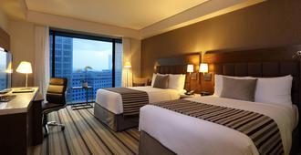 墨西哥城圣达菲jw万豪酒店 - 墨西哥城 - 睡房