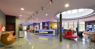 威恩奈科XL设计酒店&国会中心 - 汉诺威 - 大厅
