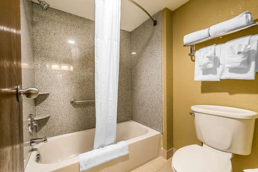 列克星敦康福特茵酒店及套房 - 列克星敦 - 浴室