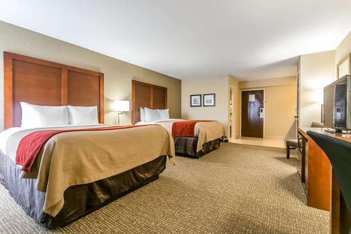 列克星敦康福特茵酒店及套房 - 列克星敦 - 睡房