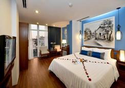 河内诺瓦酒店 - 河内 - 睡房