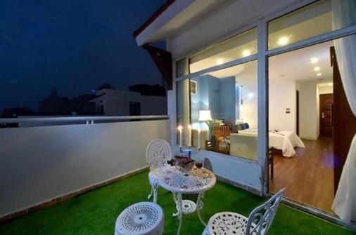 河内诺瓦酒店 - 河内 - 阳台