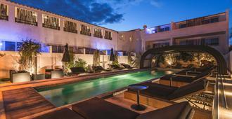 德拉梅别墅酒店 - 圣马迪拉莫 - 游泳池