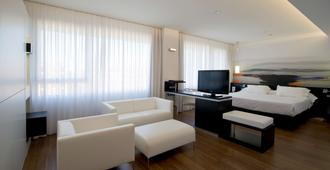 阿瑟尔巴拉哈斯酒店 - 马德里 - 睡房