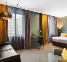 最佳西方酒店-迪耶普