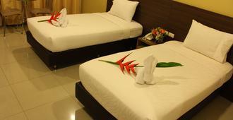 生活酒店14 - 曼谷 - 睡房