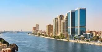 开罗万豪酒店及奥马尔海亚姆赌场 - 开罗 - 睡房