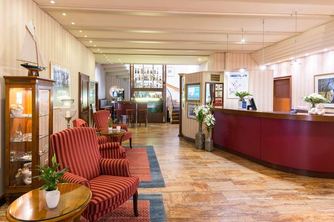 罗斯托克贝斯特韦斯特酒店 - 什未林 - 柜台