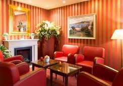 罗斯托克贝斯特韦斯特酒店 - 什未林 - 休息厅