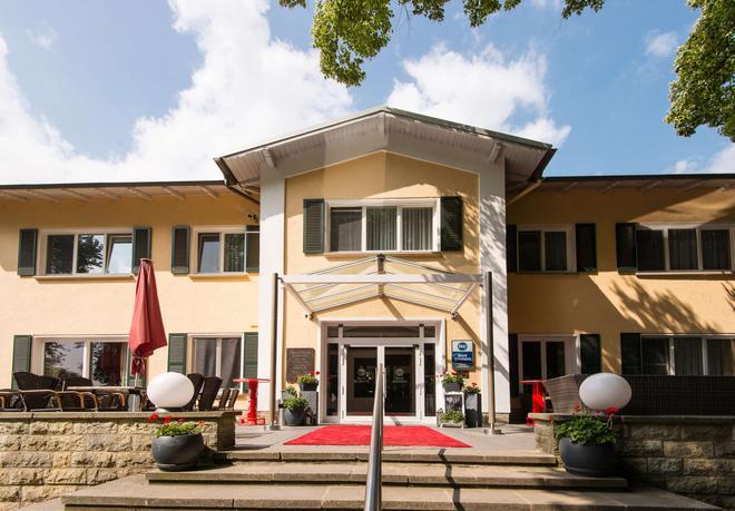 罗斯托克贝斯特韦斯特酒店 - 什未林 - 建筑